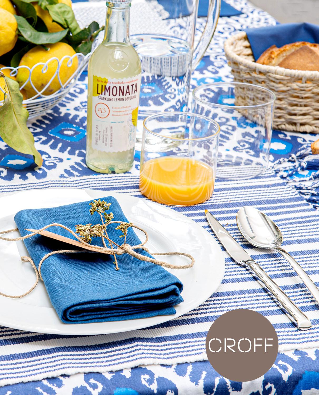 Foto ambientata tavola cucina per social web CROFF- MC Studios - Fashion E-commerce