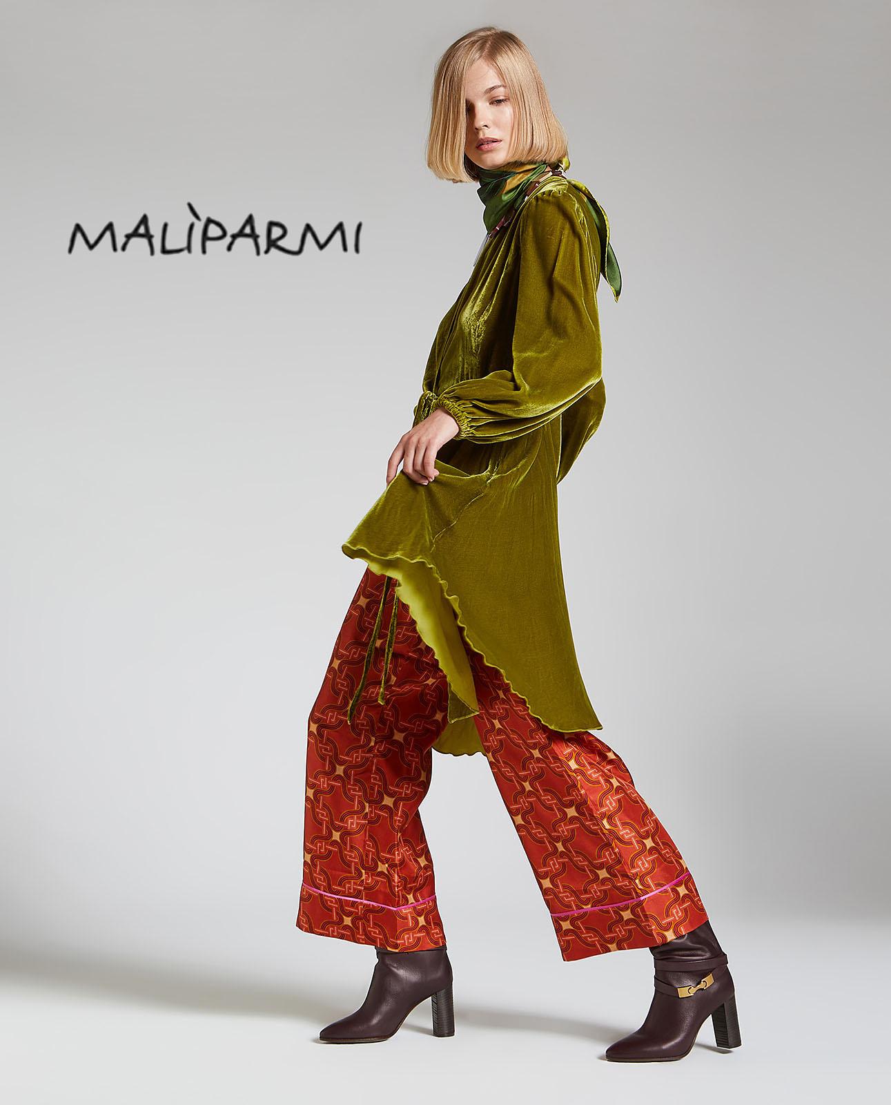 Indossato moda donna per MALIPARMI E-commerce- MC Studios - Fashion