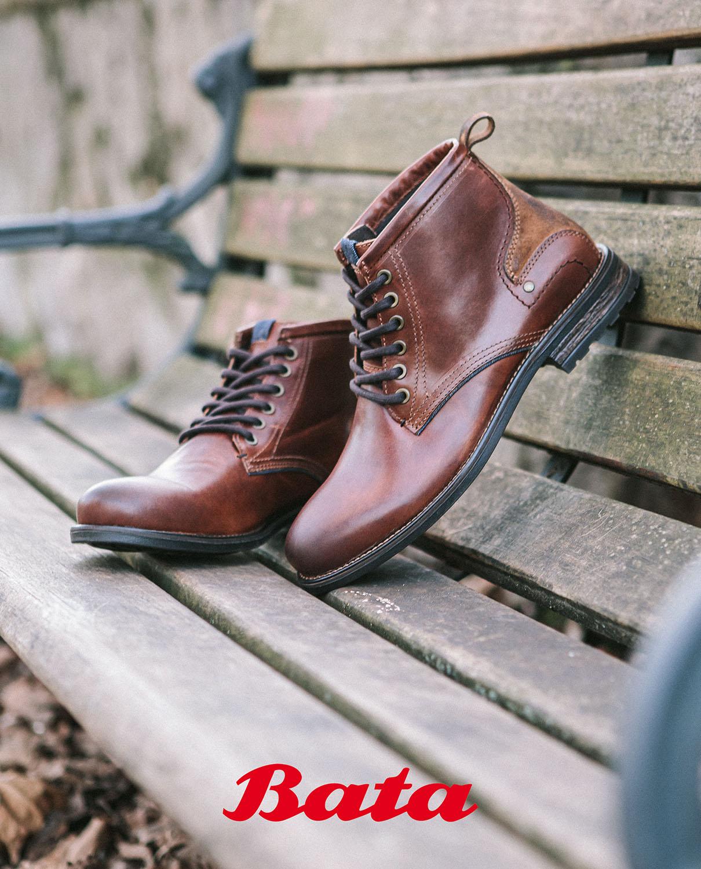 Scarpe per campagna social BATA- MC Studios - Fashion E-commerce