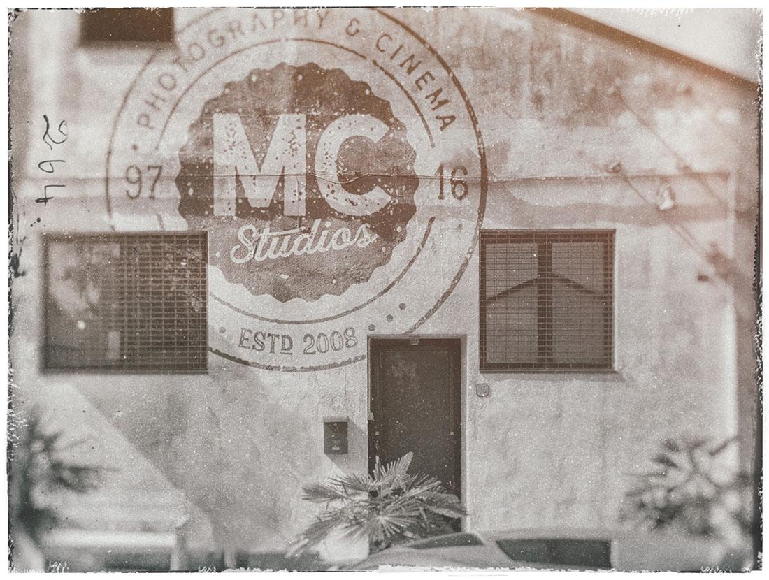 MC Studios esterni facciata azienda - Luciano Calore e Roberto Masiero