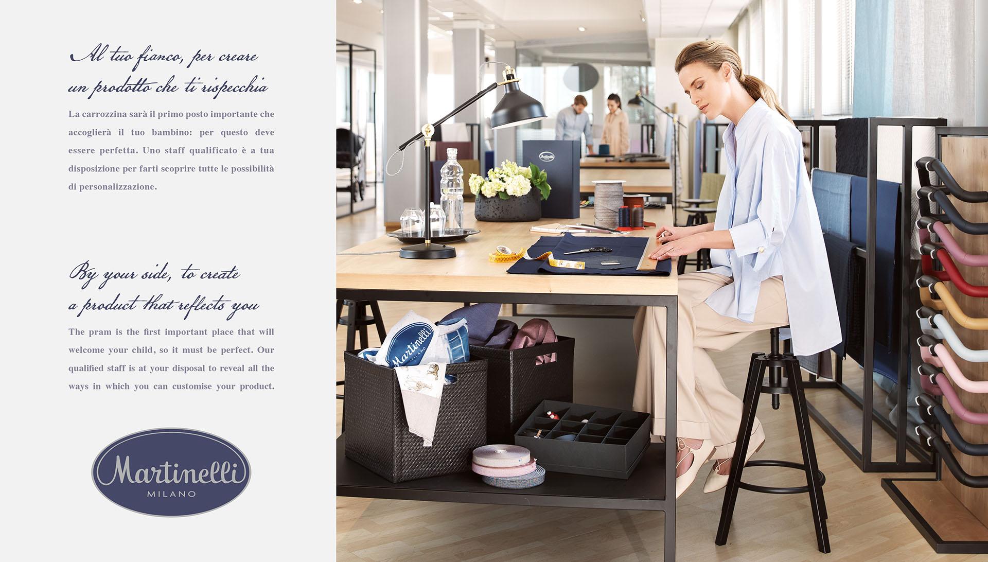 Campagna Adv per Martinelli Peg Perego - MC Studios - Fashion E-commerce