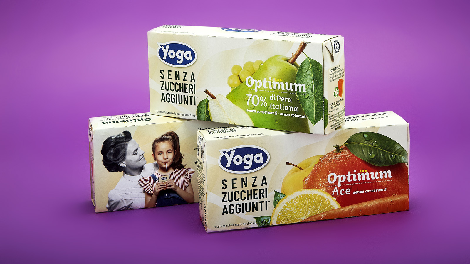 Foto per packaging e campagna Adv YOGA - MC Studios - Fashion E-commerce