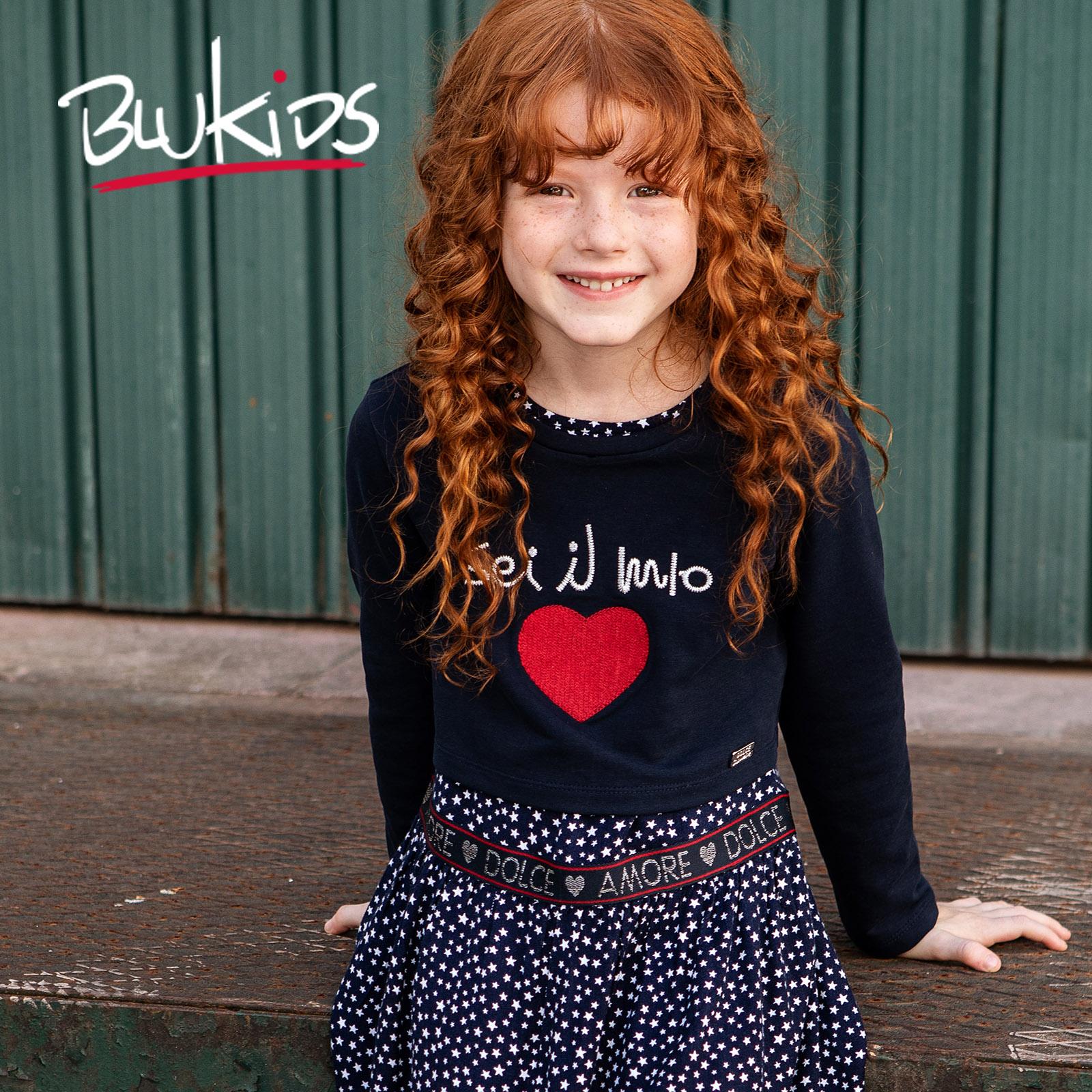 Campagna Social per BLUKIDS - MC Studios - Fashion E-commerce