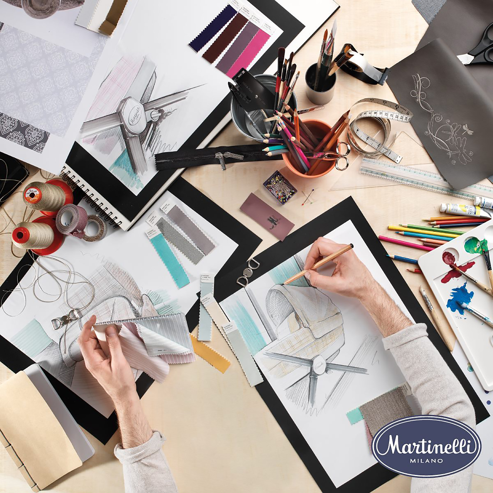 Campagna social Martinelli Peg Perego - MC Studios - Fashion E-commerce