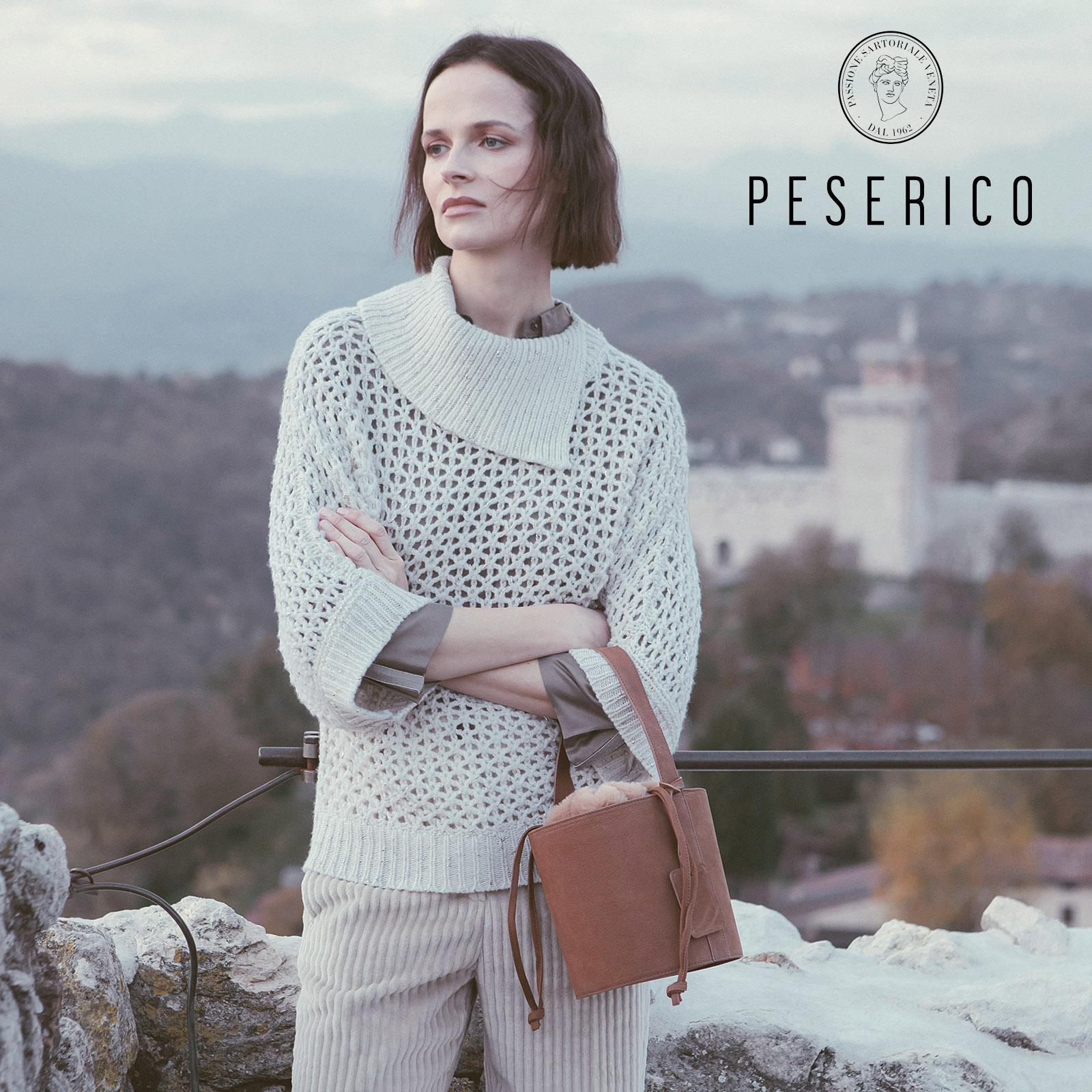 Campagna social PESERICO - MC Studios - Fashion E-commerce